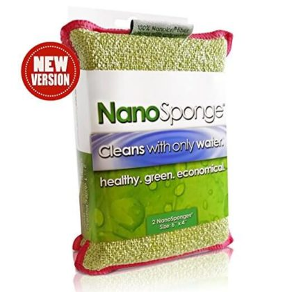 Nano Sponge Cleaning Sponges