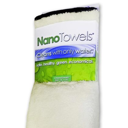 Nano Towels 14×14″ 4-Pack (Vanilla)