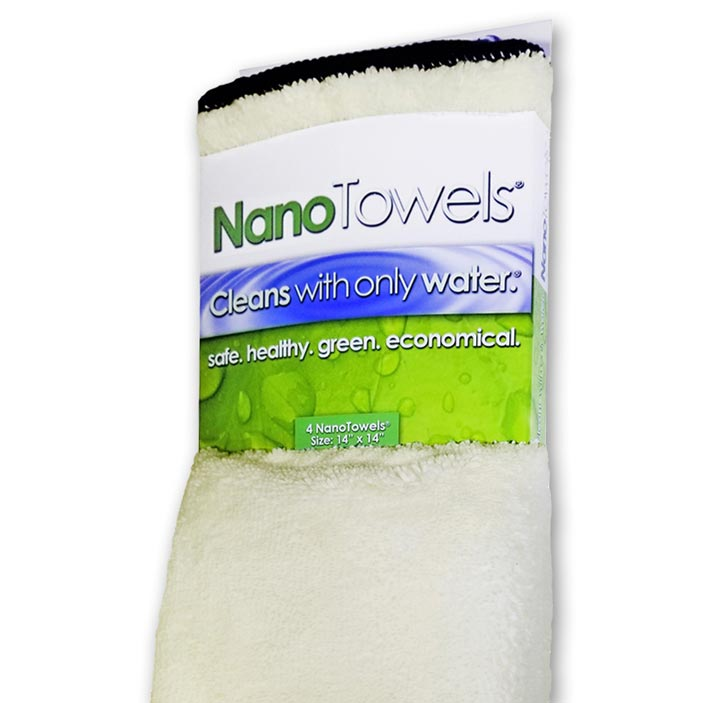 Nano Towels 14x14 Vanilla Cleaning Towels